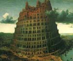Pieter Bruegel the Elder (1526-1569). The tower of Babel